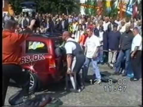 Randers stærkeste mand 2000
