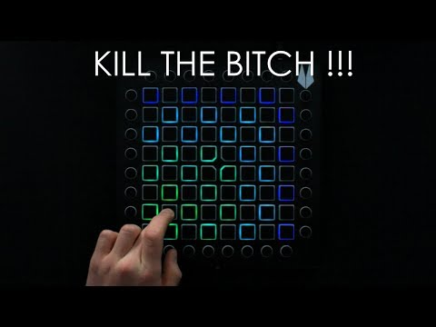 Zomboy - Like a Bitch (Kill the Noise remix) // Launchpad Cover by Nudel