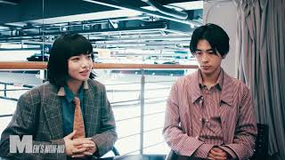 MEN'S NON-NO 2019年6月号(5/9発売) 表紙と巻頭ファッション特集に登...