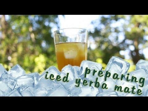 How to Brew Yerba Mate Ice Tea (Tereré)