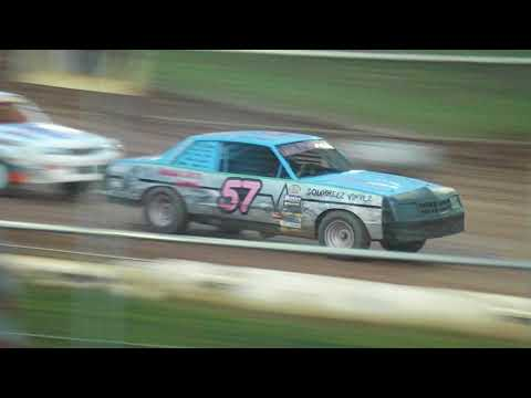 Pure Stock Heat - ABC Raceway 8/25/18