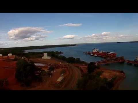 A Day in Weipa, Australia