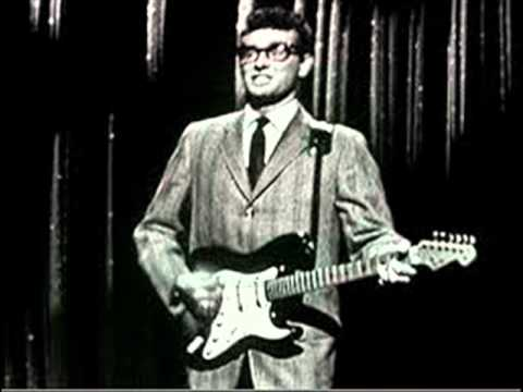 "Buddy Holly & The Crickets - Maybe Baby live 1958 on BBC's ""Off The Record""."