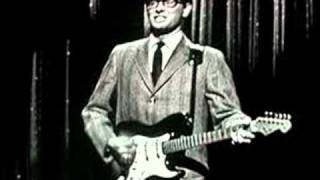 Buddy Holly & The Crickets - Maybe Baby live 1958 on BBC