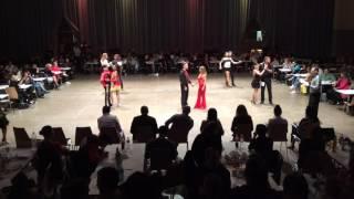 Schweizermeisterschaft 2017 Salsa Social