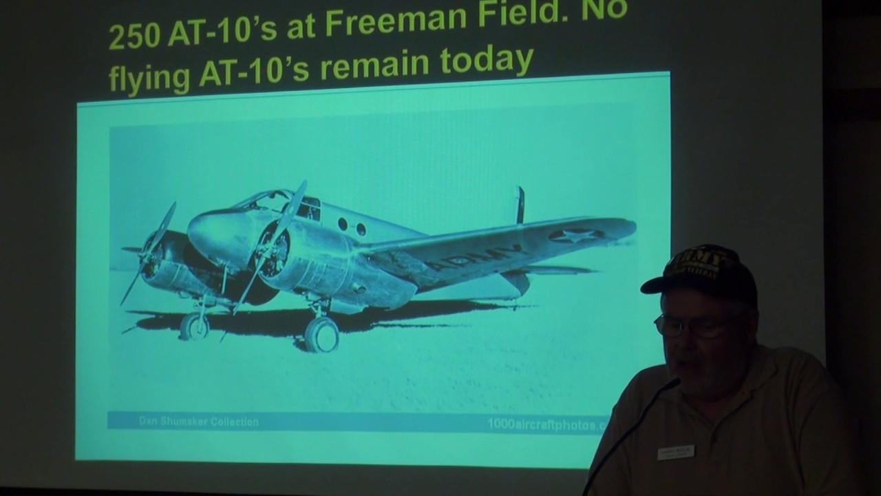freeman army airfield museum freeman field flying - 1280×720