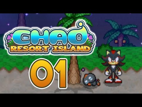 Chao Resort Island Fan Game Showcase - MY FAVORITE SON! Sonic The Hedgehog Fan Game