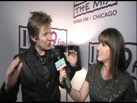 Duran Duran Simon Le Bon Roger Taylor Interview 2011