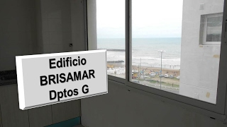 Edificio BRISAMAR I - Dpto linea G