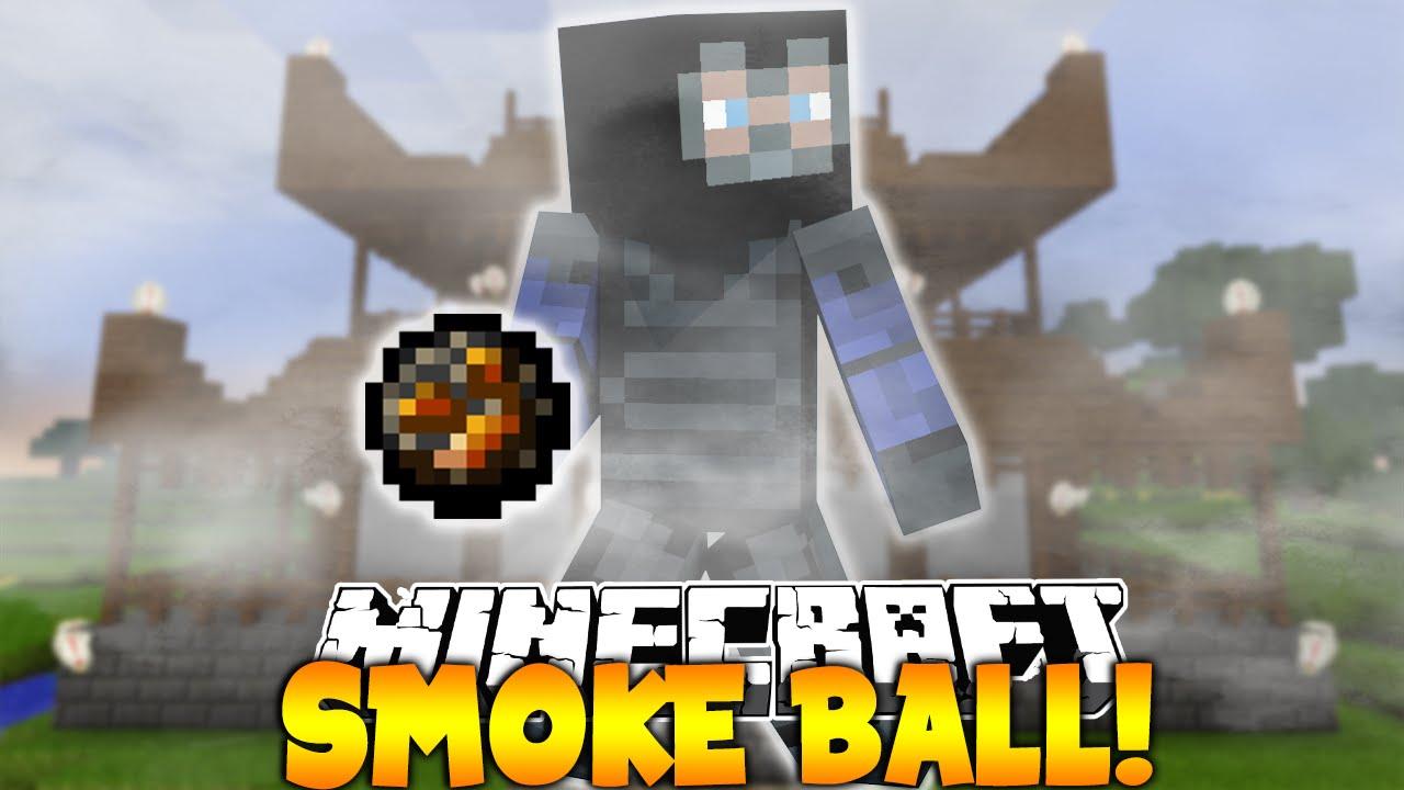 how to make a ninja smoke ball