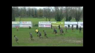 07/12/2014: Rugby Casale vs Rugby Paese HL
