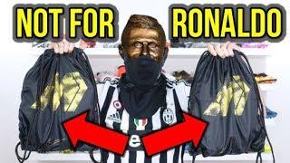 CRISTIANO RONALDO WILL NEVER WEAR THESE BOOTS!