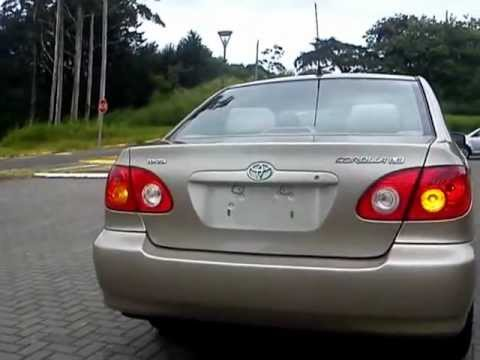 toyota corolla 2004 youtube. Black Bedroom Furniture Sets. Home Design Ideas