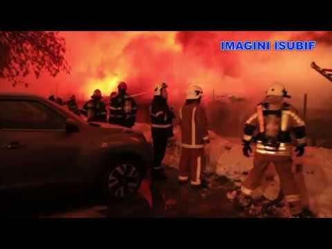Vama Bucuresti Antrepozite | Bucurestii Vechi si Noi  |Incendiu Bragadiru