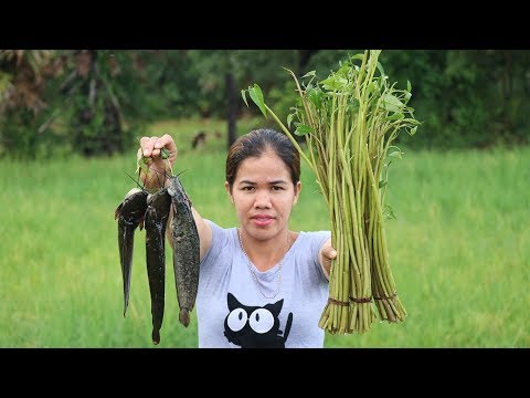 Amazing Cooking Fish Sour Soup With Coconut Milk Delicious Recipe  – Fish Soup- Village Food Factory