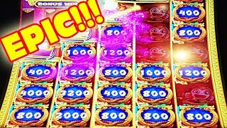 SECURITY COULDN'T EVEN STOP THIS EPIC SLOT VIDEO ★ HUGE WIN