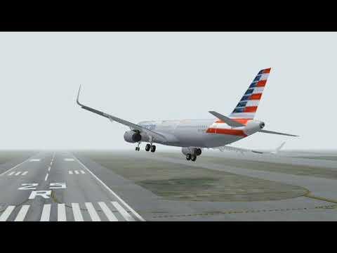 Infinite Flight Crash, The Story of Flight 655.