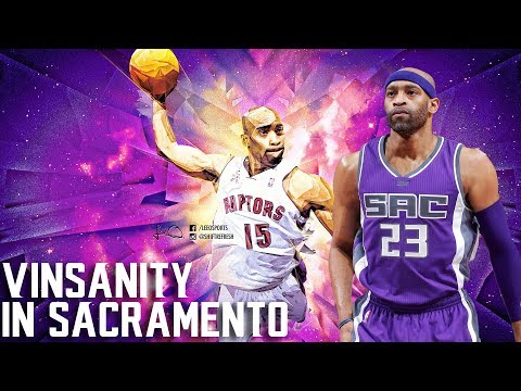 Veteran Vince Carter agrees to join Kings on one-year deal