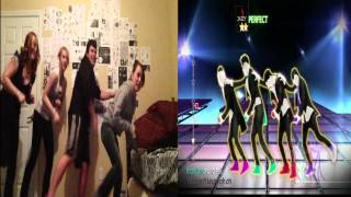 Just Dance 4 - One Direction - What makes you beautiful
