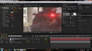 Optik Fişekleri ile AE Kırmızı Lazer Etkisi: [HD]nasıl