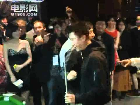 Beijing-Hong Kong Charity Snooker Tournament (Jackie Chan)