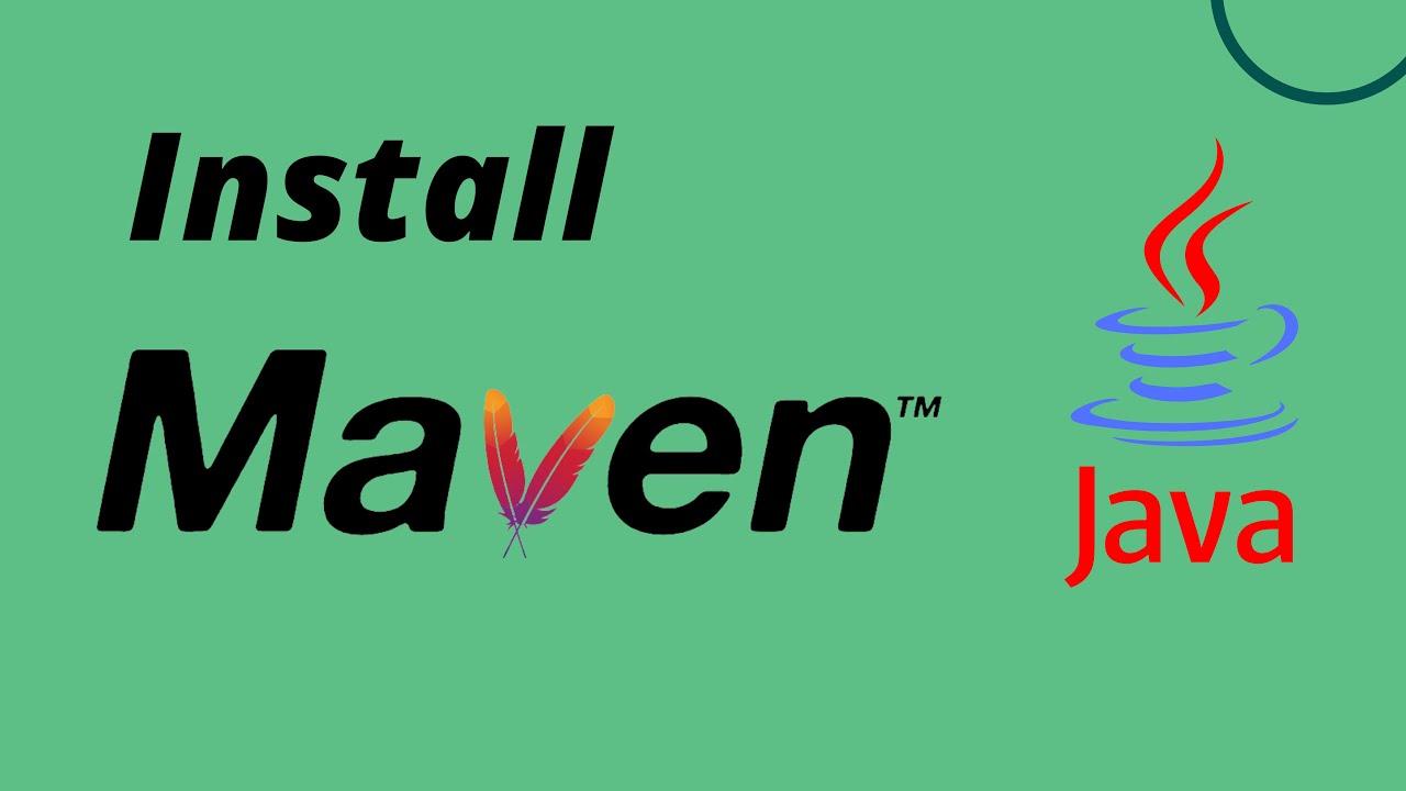 Install Apache Maven in Windows