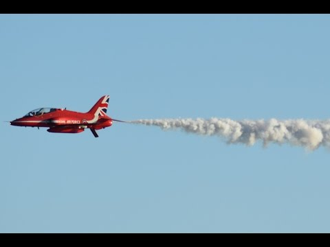 Sidmouth Red Arrows 2016