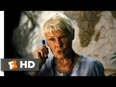 The Best Exotic Marigold Hotel (2/3) Movie CLIP - Telemarketer Training (2011) HD