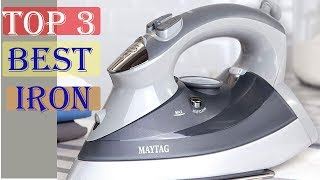 Best Clothing Irons To Buy On Amazon - Top 3 Clothing Irons Reviews In 2019