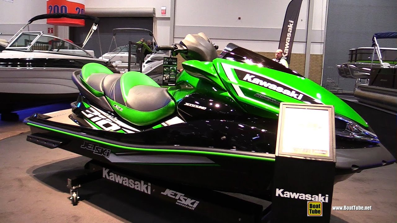 Kawasaki Ultra Tune Up