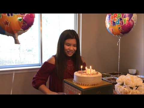 HAPPY BIRTHDAY AYEN | PINOY ABROAD VLOG