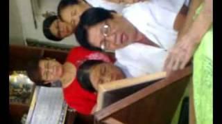 Pasyun, Bale ng Apung Ondic, Sta. Rita, Pampanga