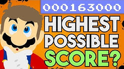 What is the Highest Possible High-Score in Super Mario Maker 2 ?