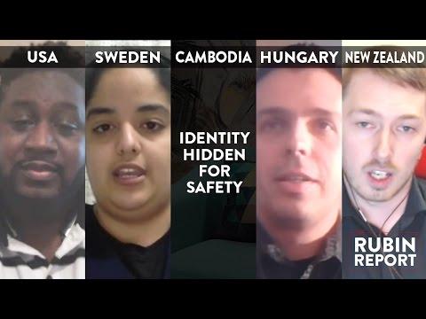 Rubin Report Fan Show: South Carolina, Sweden, Cambodia, Hungary, New Zealand (1)