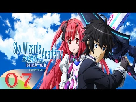 Sky Wizards Academy Episode 7 English Dub HD 720p