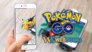 Webduino - 玩玩寶可夢 ( Pokemon Go Webduino 百元玩具車 )