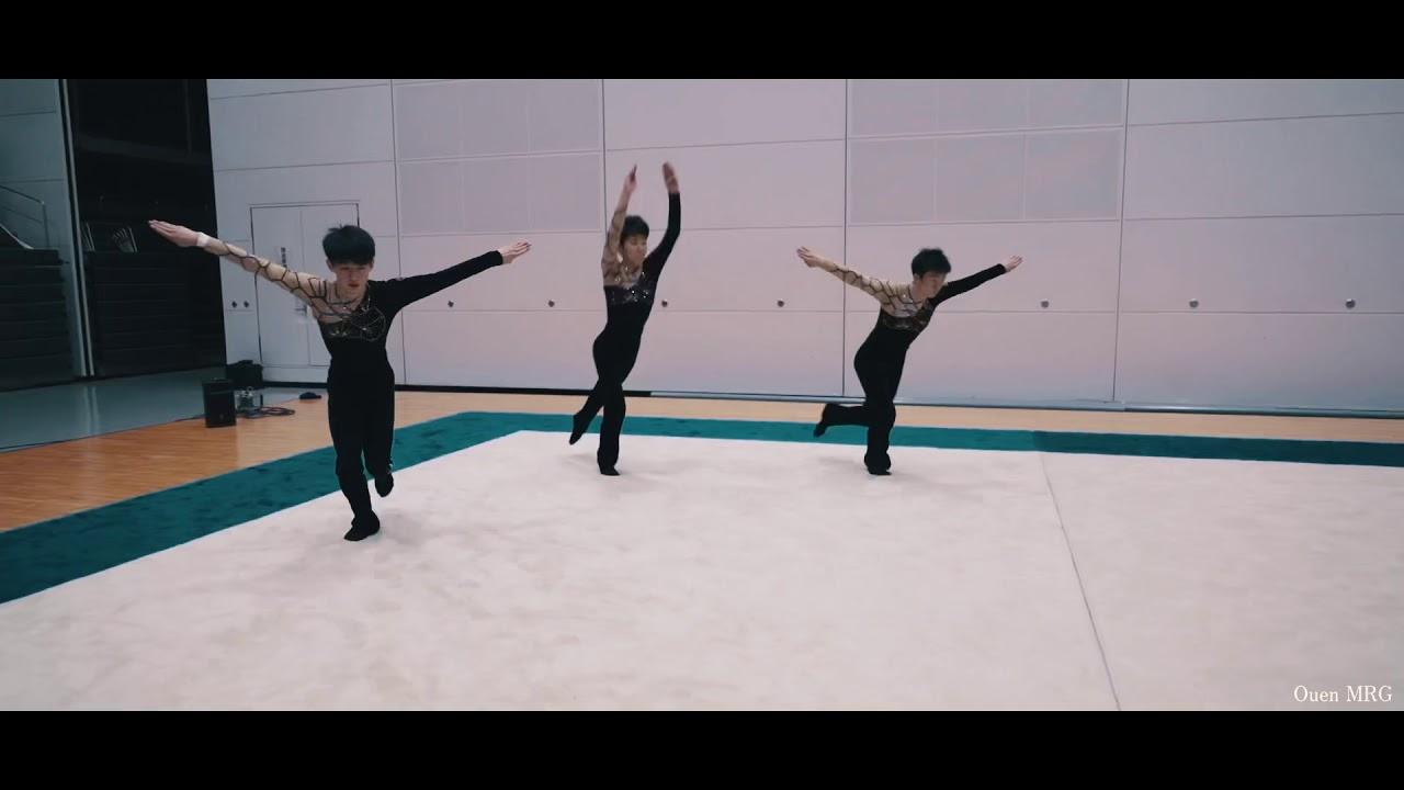 【PR movie】男子新体操 名取高校