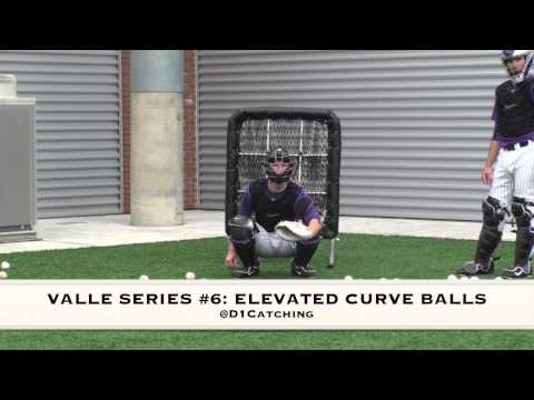 @D1Catching - Valle Training Glove Series