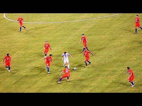 Only Messi Can Make Such Dribbles with National Team ● Last 5 Impossible to Repeat  ||HD||
