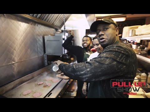 The Pull Up Show [EP.3] Murda Mook on Lil Yachty, Battle Rap, Movie w/ RZA & More