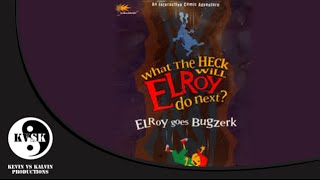 Elroy Goes Bugzerk - Computer Game Review