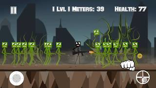 Anger of Stickman 23 Обзор игры Android