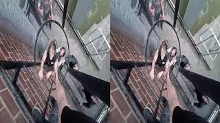 ЗОМБИ АПОКАЛИПСИС - Смотреть в VR очках SBS VR Video (Google Cardboard, Oculus Rift, VR Box 3D)