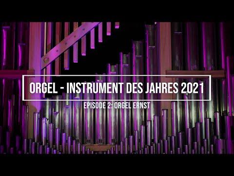 """Orgel - Instrument des Jahres, Episode 2 """"Orgel ernst"""""""