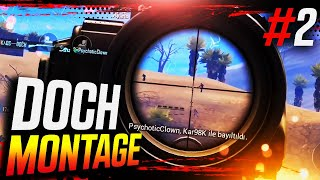 DOCH MONTAGE #2 | PUBG Mobile - Best Montage