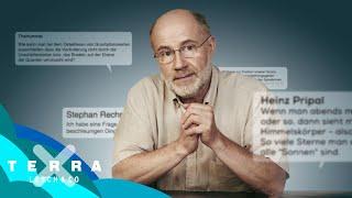 Harald kommentiert Kommentare: Gravitationswellen & Co | Harald Lesch