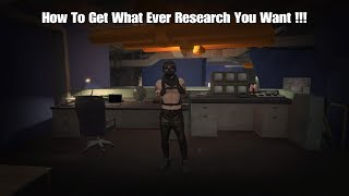 HOW TO GET WHATEVER RESEARCH YOU WANT WITH THE BUNKER DLC 1.43 ! |GTA V Online|