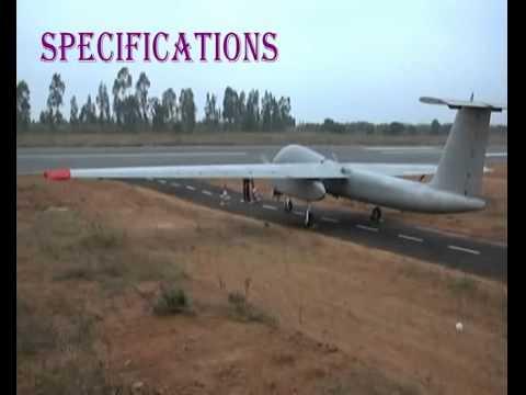 Rustom II Indian MALE UAV