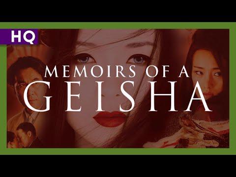 Trailer do filme Memórias de uma Gueixa