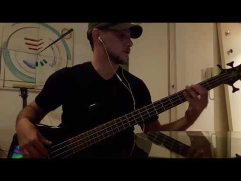 Tesla   Love Song   Bass Cover